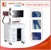 Máquina de la marca del laser del CO2 para la ropa/grabador/máquina de grabado/marcador del iPhone/laser de la máquina/de Apple del paño