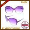 Ce UV400 dos óculos de sol da cor-de-rosa F6873 quente