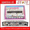 2014 neuestes Original Openbox X5 HD Satellite Receiver Supporting GPRS, 3G, USB WiFi, Youtube, Newcamd, Mgcam für Worldwide