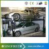 Elevador do armazenamento do carro da garagem do borne do padrão 4 de Europa