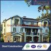 Светлое здание стальной структуры роскошное селитебное с 120 летами жизненного периода