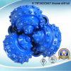9 7/8의  IADC 547 텅스텐 탄화물 삽입 Tricone 교련 바위 비트