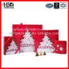 Коробка милого подарка рождества упаковывая бумажная