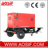 WS 200kw Mobile Generator, Silent Portable Generator Prices