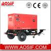 AC 200kw Mobiele Generator, de Stille Draagbare Prijzen van de Generator