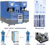 Máquina plástica del moldeo por insuflación de aire comprimido para las botellas de la bebida del animal doméstico
