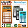10 dígitos se doblan la calculadora Handheld de la potencia (LC528)