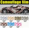 Camuffamento Film Car Body Film con Air Free Release Channel 1.52X30meter Per Roll