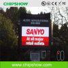 Cor cheia ao ar livre de Chipshow Ad10 que anuncia o sinal do diodo emissor de luz