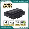 4channel volle HD 720p HDD Ahd Mdvr Stützstation-Phasenansicht-Video auf PC und Smartphone