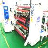 Máquina de la fábrica profesional de rollo de papel de corte longitudinal de rebobinado