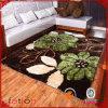 Tapis 100% de piles Shaggy de coupure de polyester de tapis de longue pile pour la salle de séjour