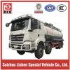335HP dieselmotor Bulk Cement Truck