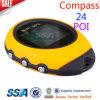 Bijgewerkte 24 Poi Handheld Mini GPS voor Outdoor Sports (pg-402)