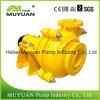 Pompe centrifuge résistante de lavage d'usine de charbon