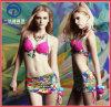مثيرة بيكيني /Swimwear بيكيني جديدة تصميم ثني زهرة بيكيني لأنّ 2015 [سومّر سسن]