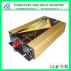 inverseur solaire pur d'onde sinusoïdale de convertisseur de pouvoir 1000W (QW-P1000)
