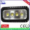 Dispositivo del reflector de la lámpara LED del poder más elevado de IP65 85lm/W 200W
