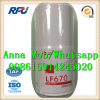 Lf670 Tourner-sur le filtre à huile de série de Fleetguard Cummins (LF670, 3889310)