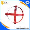 赤く頑丈な鋼鉄トロッコ中国製