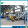 Traitement inoffensif réutilisant le matériel d'évacuation des déchets d'industrie