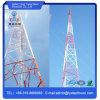 Tour d'antenne de télécommunication de WiFi de radar autosuffisant avec de l'acier de cornière