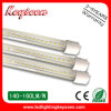 160lm/W, T8 Tube 600mm 10W LED T8 Tube met Ce, RoHS