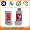 Bastone istantaneo del USB di natale del PVC delle calze di figura tropicale dei pesci