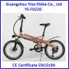 Bike шлейфа электрический складной для выдвиженческого Ebike