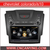 GPS를 가진 Chevrolet Colorado/S10, Bluetooth를 위한 특별한 Car DVD Player. A8 Chipset Dual Core 1080P V-20 Disc WiFi 3G 인터넷 (CY-C203로)