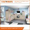 棒ハンドル木カラー現代デザインメラミン台所食器棚