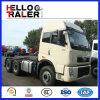 camion lourd de tracteur du bas de page FAW 6X4 de camion du tracteur 380HP