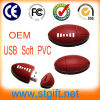 USB Gift del PVC di Series di sport per 4GB il USB Flash Drive/Disk/Stick