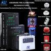 Conventonal Network LED 2 fils équipement d'alarme incendie