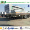 36000lites 3 Axle Alu-Alloy Fuel /Liquid /Petrol Tank Semi Trailer