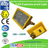 Lumière anti-déflagrante de la qualité DEL d'Atex 150W pour Petrolem