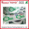 cinta auta-adhesivo superior de 50mic BOPP con insignia