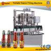 Het Vullen van de tomatensaus Machine