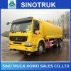 Carro del tanque del petrolero del combustible de petróleo de Sinotruck 6X4 HOWO