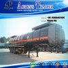 Qualitäts-Asphalt-/Bitumen-Tanker-halb Schlussteil mit Pumpen-System