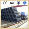 Mildes Steel Q195/SAE1008 5.5mm, 6.5mm Low Carbon Steel Wire Rod, Frau Wire Rod in Roll für Drawing, Nails Making