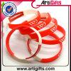 Wristband ecologico personalizzato del silicone