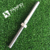 Het Roestvrij staal van uitstekende kwaliteit 316 Ingepaste Terminals van Swage van de Kabel van de Draad Nagel