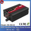 500W 12V gelijkstroom aan 110/220V AC Modified Sine Wave Power Inverter