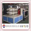 Doppel-PVC-Rohr-Plastikextruder-Produktionszweig