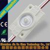 Módulo fino LED impermeable al aire libre colorido de la calidad LED