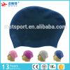 Heiße Verkaufs-Dame-Silikonswim-Schutzkappen-lange Haar-Schwimmen-Schutzkappe