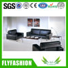 Durable и Comfortable Office Leather Sofa (OF-15)