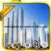 verre Tempered coloré par sûreté de 4-19mm pour construire avec du CE/ISO9001/ccc
