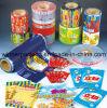 Full Color Printed를 가진 Snack Packaging를 위한 박판으로 만들어진 Film